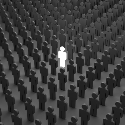 You Have to Stand Out from the Crowd