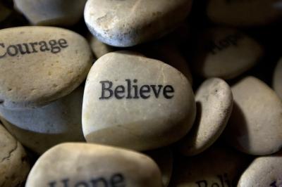 You Gotta Believe!