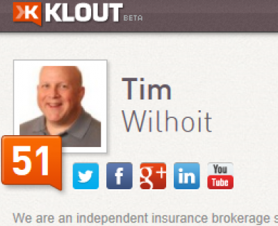 Did You Know They Keep Score on Klout?