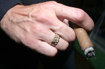 Do You Smoke an Occasional Cigar?