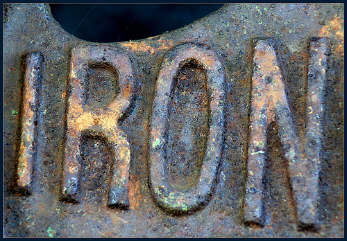 Are You Tough as Iron?