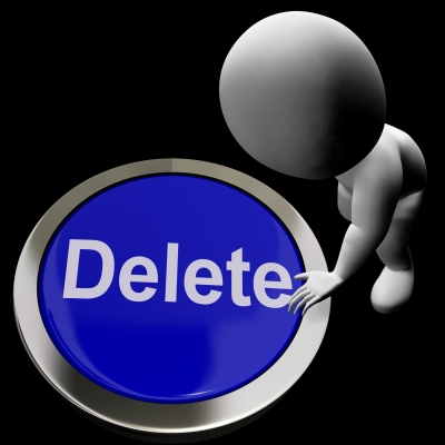 how to delete photos i& 39