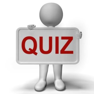 Are You Good at Sales? Take the Quiz