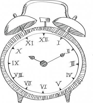 Time Behavior Equals Great Life