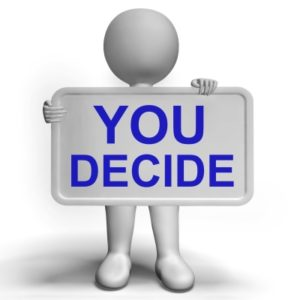 How Do You Make Decisions?